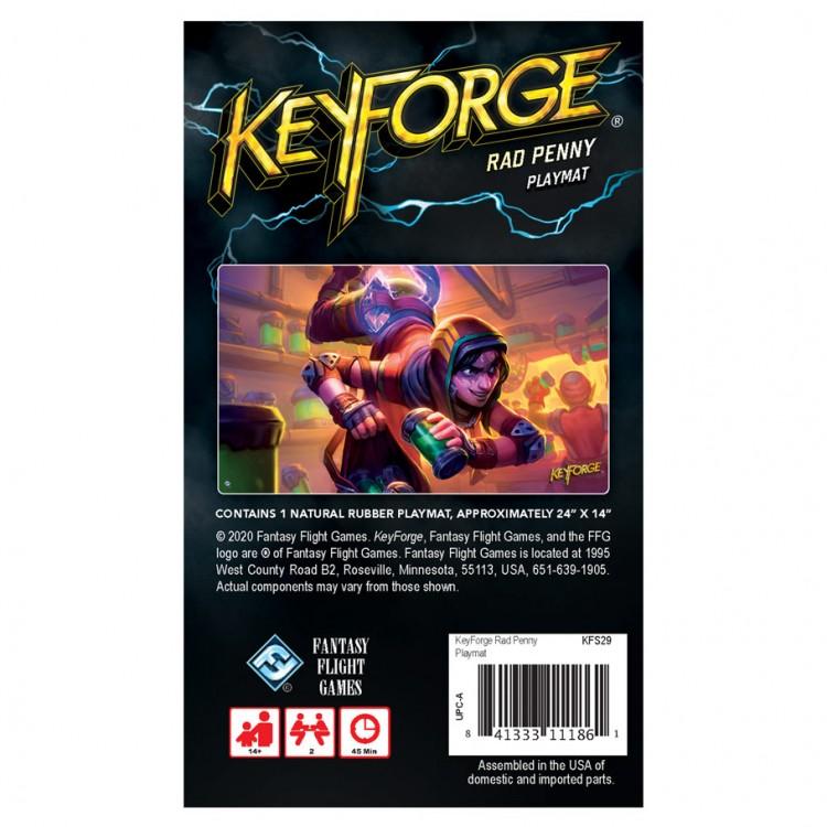 KeyForge: Rad Penny Playmat