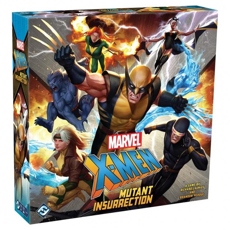 Marvel: X-Men: Mutant Insurrection