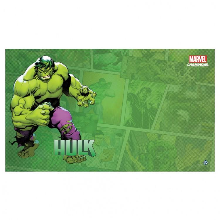 MC LCG: Hulk Game Mat