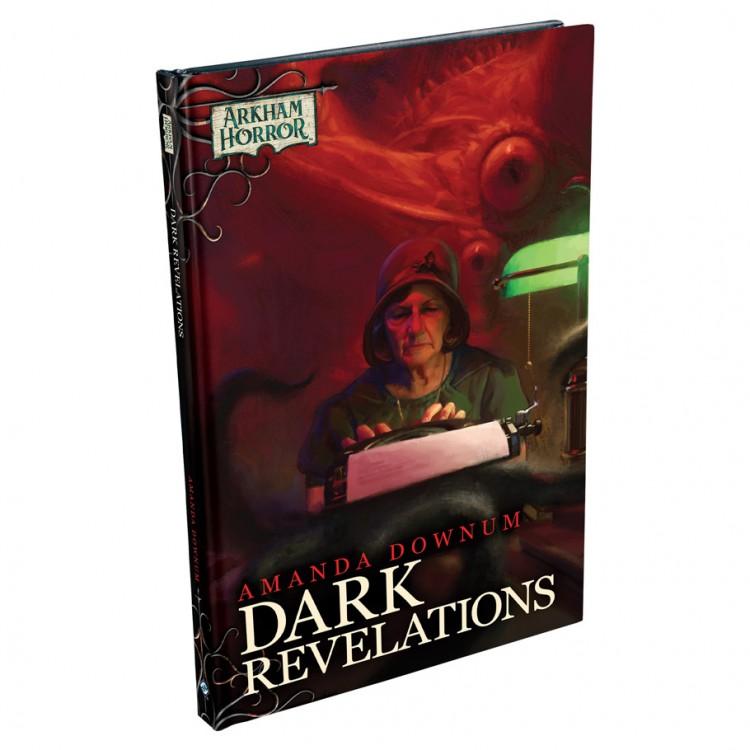 AH: Dark Revelations Novella