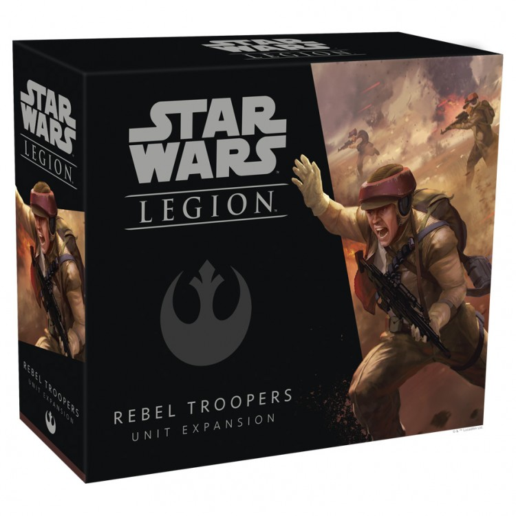 SW Legion: Rebel Troopers