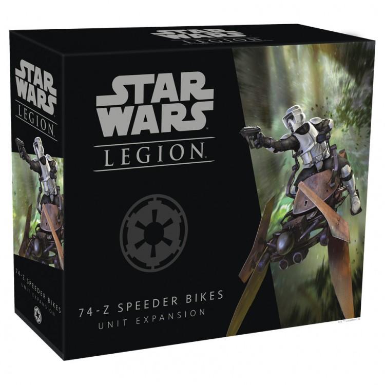 SW Legion: 74-Z Speeder Bikes
