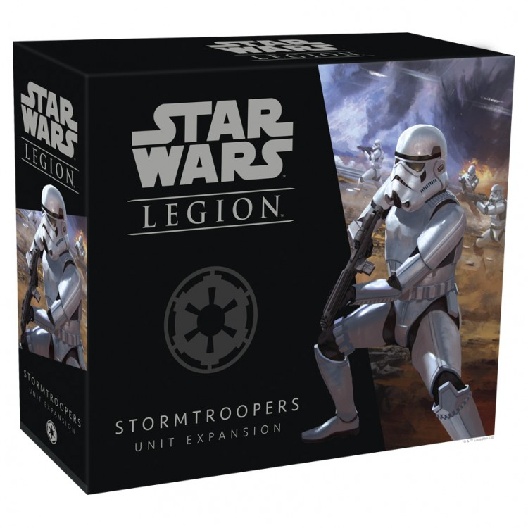 SW Legion: Stormtroopers