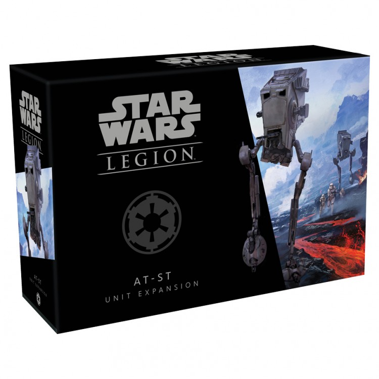 SW Legion: AT-ST