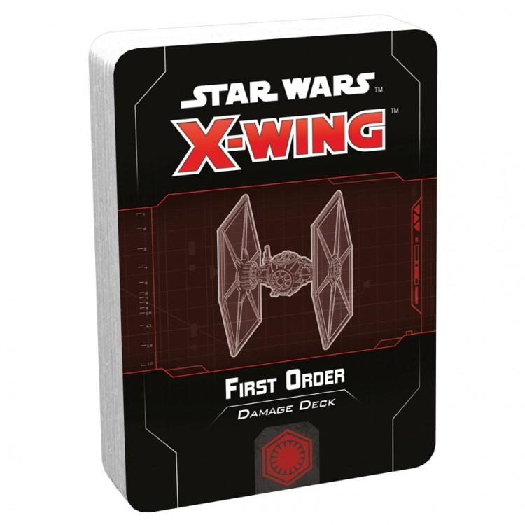 SW X-Wing 2E: First Order Dmg Deck
