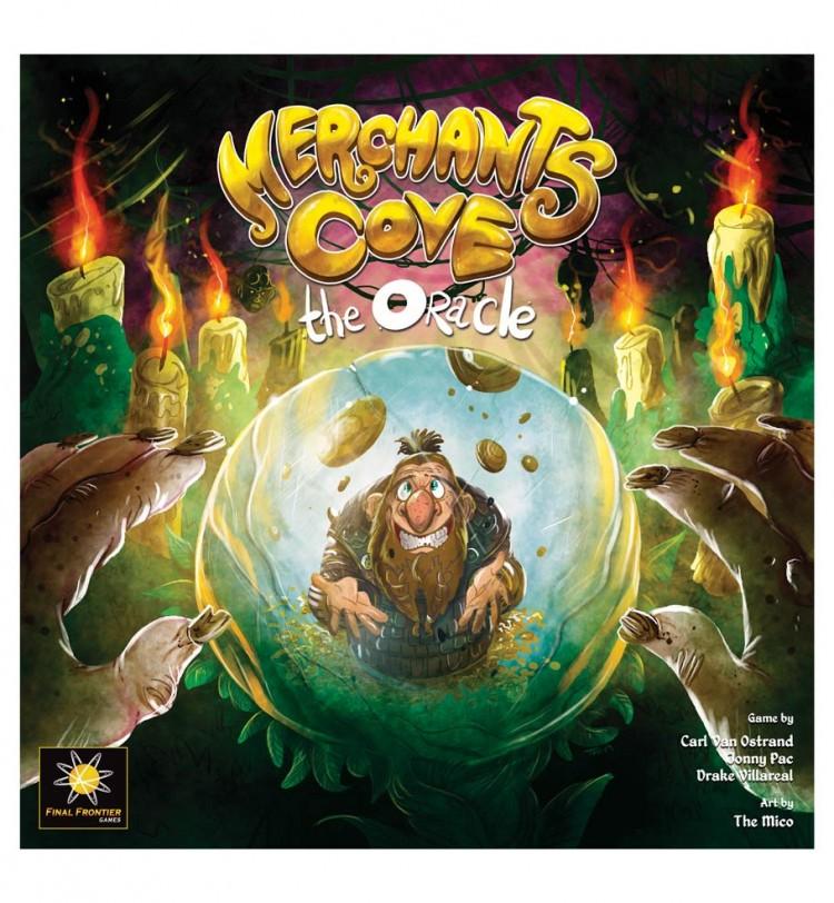Merchants Cove: The Oracle Exp