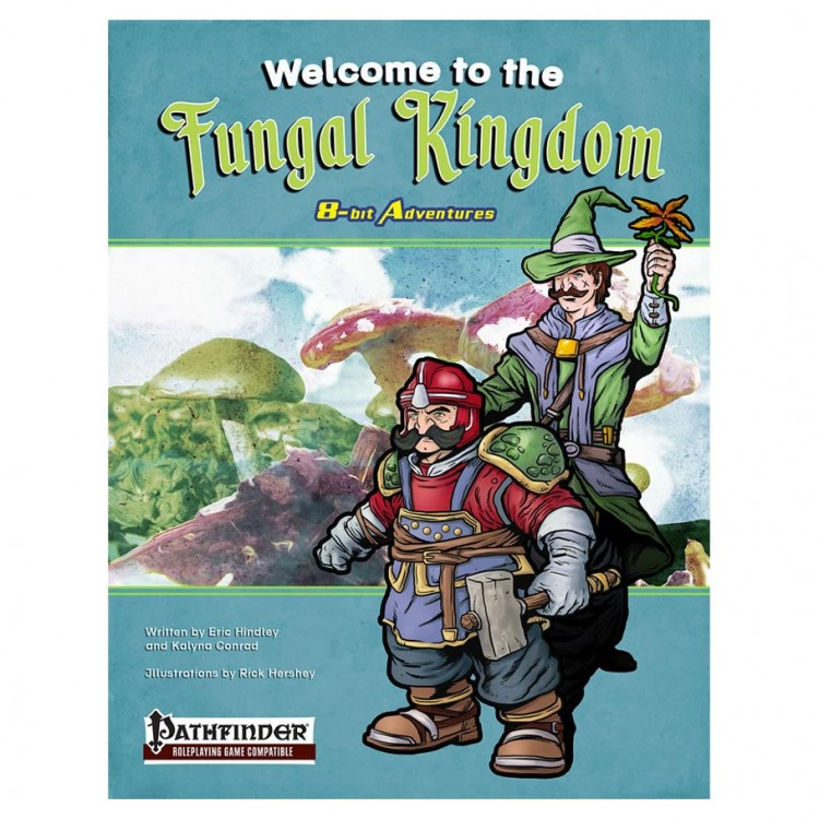 PFRPG:8BA: Welcome to The Fungal Kingdom