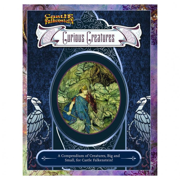 Castle FS: Curious Creatures