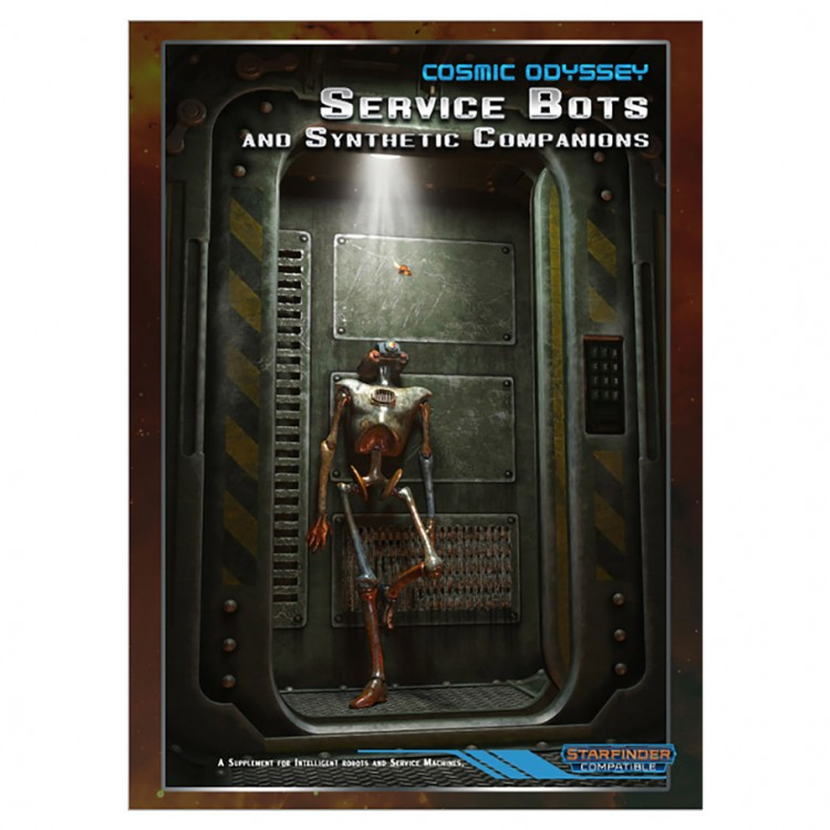SFRPG: CO: Service Bots & Synthetic Comp