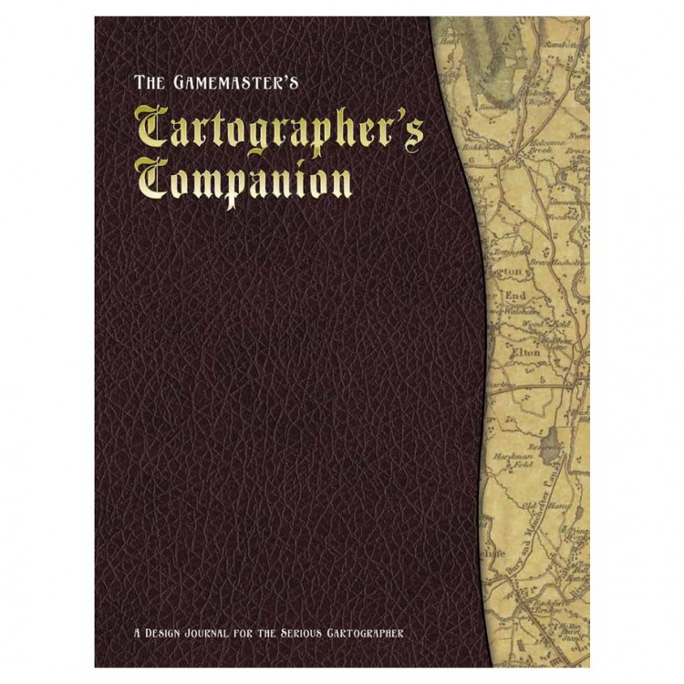 Gamemaster Journal: Cartographer's Comp