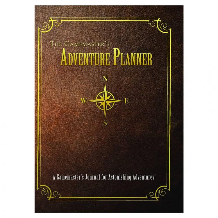 Gamemaster Journal: Adventure Planner