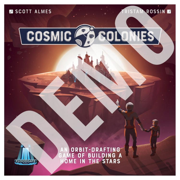Cosmic Colonies DEMO
