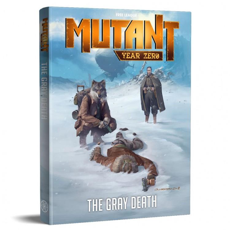 Mutant: Year Zero: The Gray Death