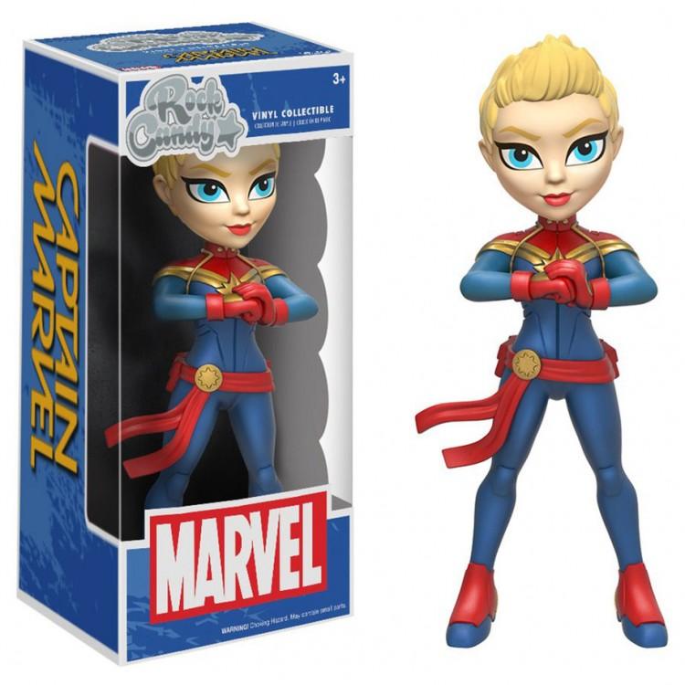 Rock Candy: Marvel: Captain Marvel
