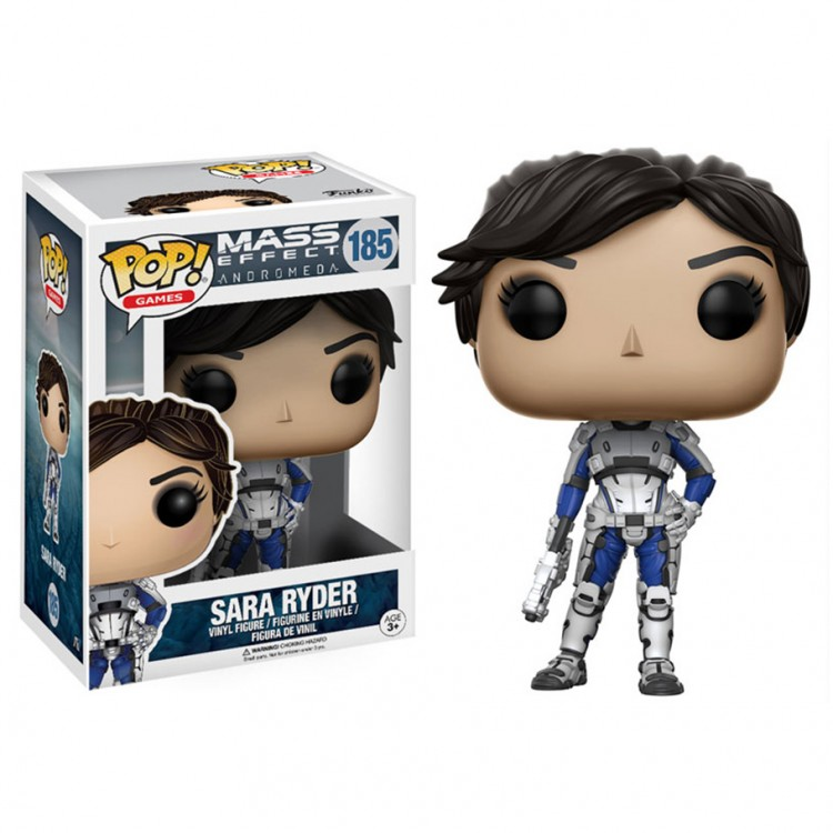 Pop! Games: ME:A: Sara Ryder