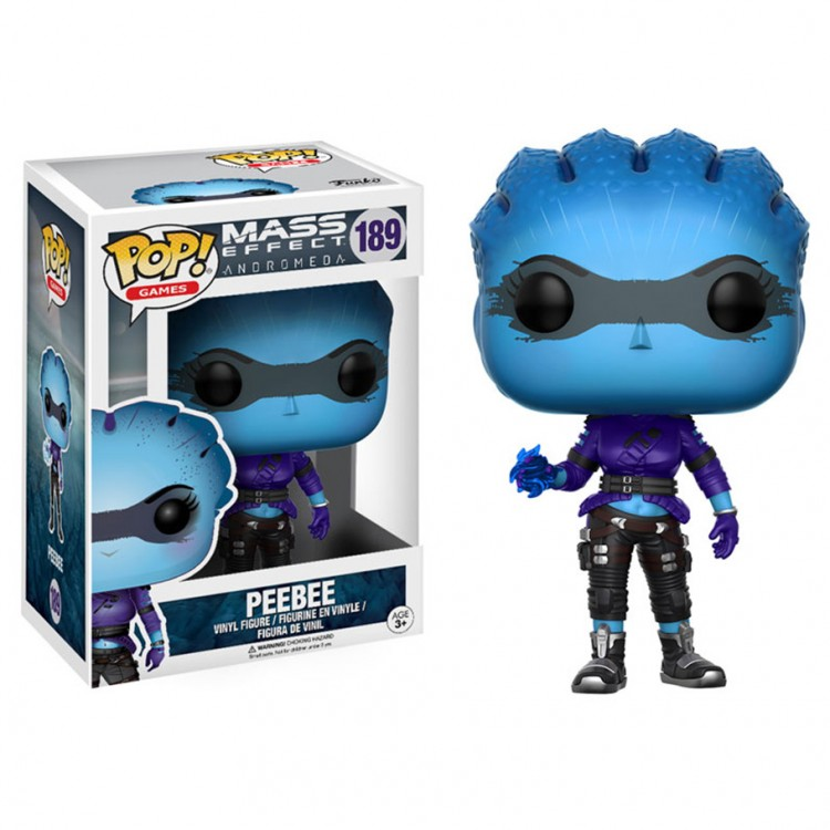 Pop! Games: ME:A: Peebee