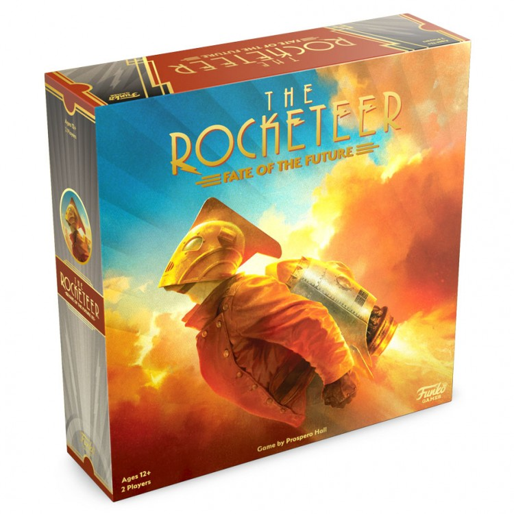 The Rocketeer: Fate of the Future Game