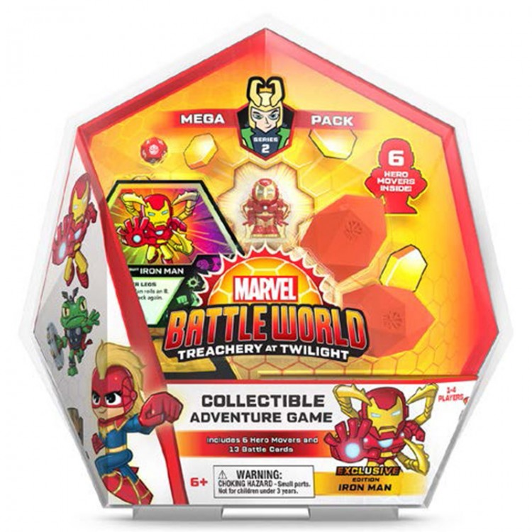 Battleworld: S2 Iron Man Mega Pk