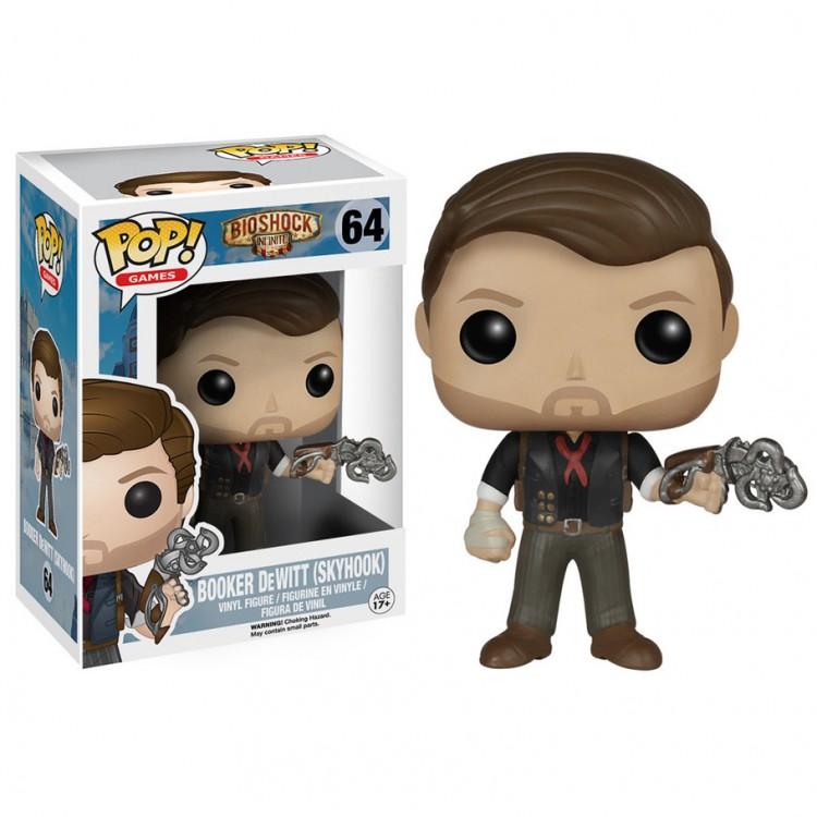 Pop! Bioshock: Skyhook Booker DeWitt