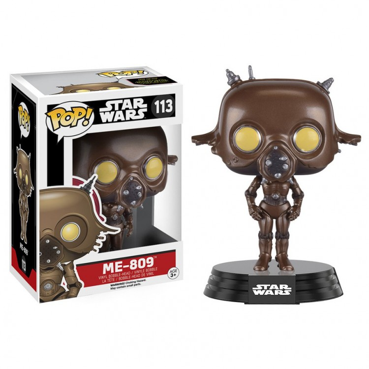 Pop! BH: Star Wars: EP7: ME-809