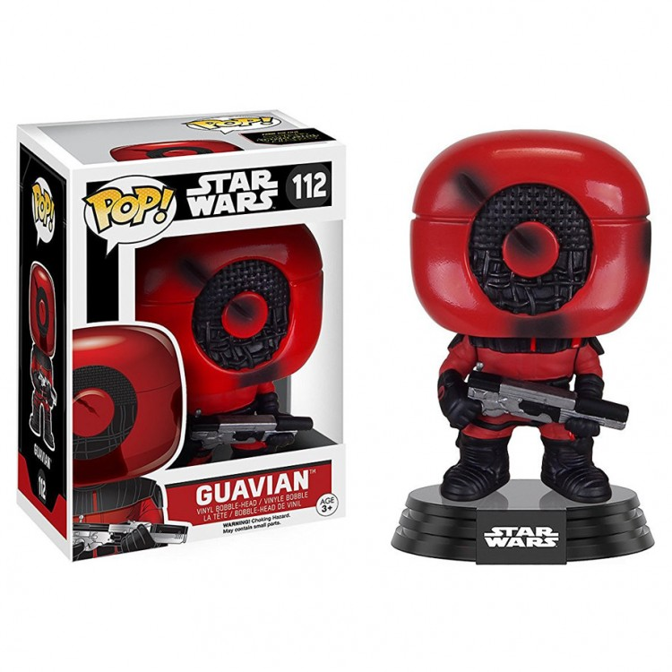 Pop! BH: Star Wars: EP7: Guavian