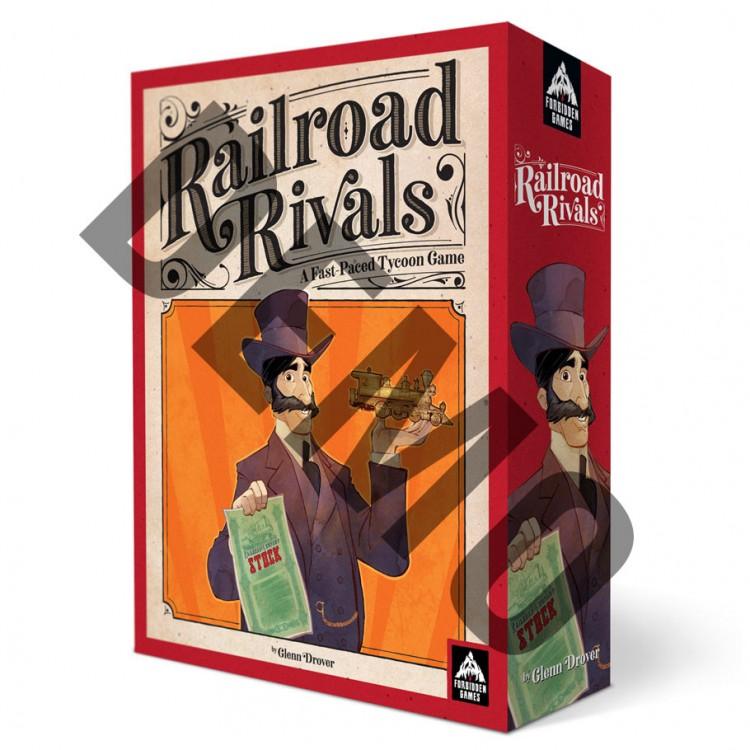 Railroad Rivals Demo