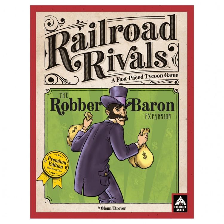 Railroad Rivals: Robber Baron Premium