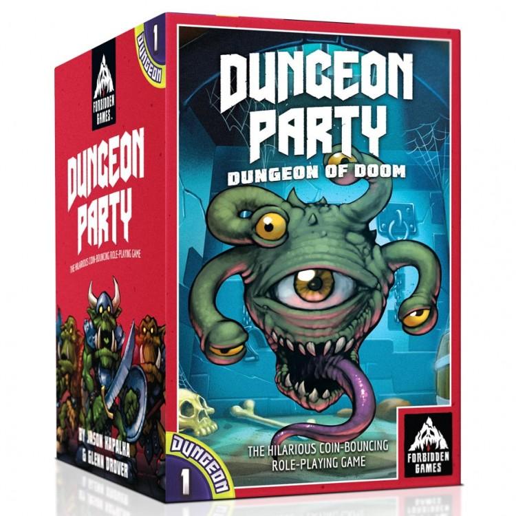 Dungeon Party: D1: Dungeon of Doom