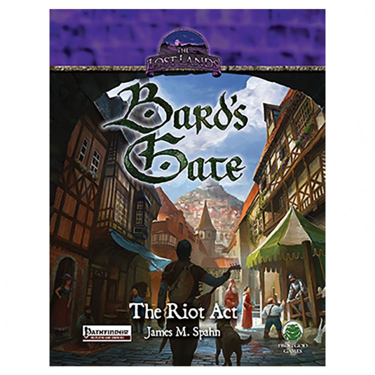 PF: Adv: Bard's Gate - The Riot Act