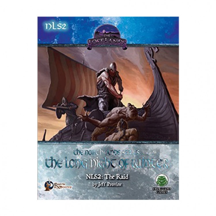 PFRPG: Lost Lands: N2: The Raid