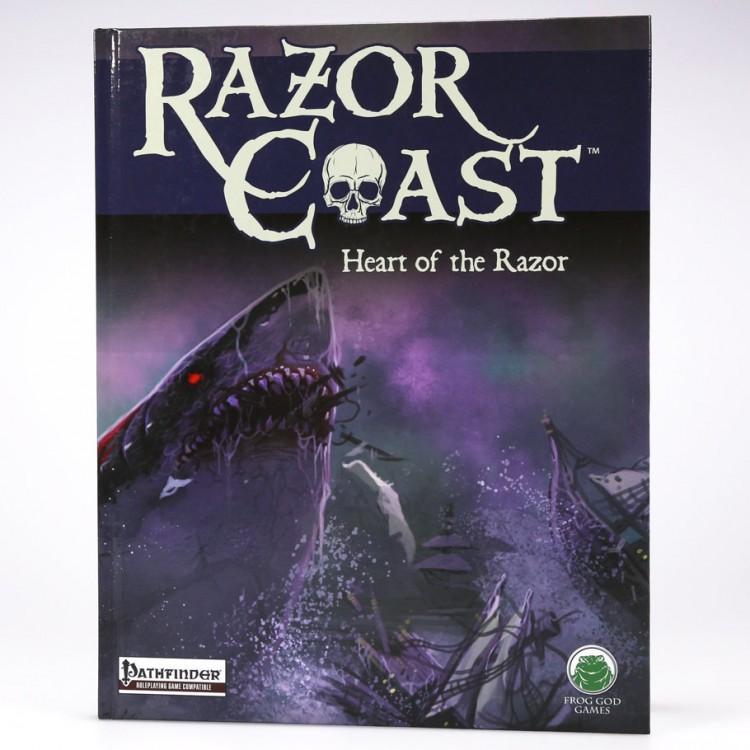 PFRPG: Razor Coast: Heart of the Razor