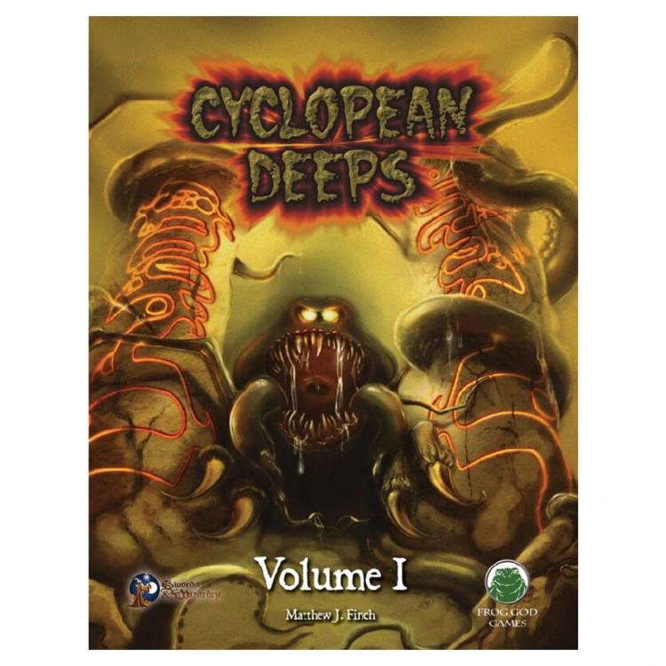 S&W: Cyclopean Deeps Volume 1