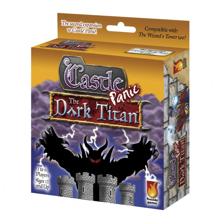 Castle Panic: Dark Titan