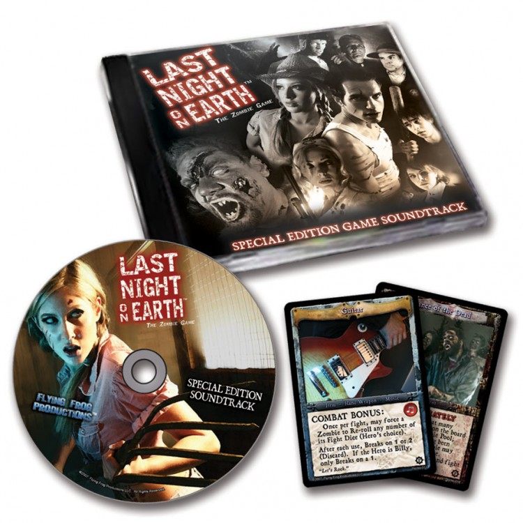LNOE: Special Edition CD Sountrack