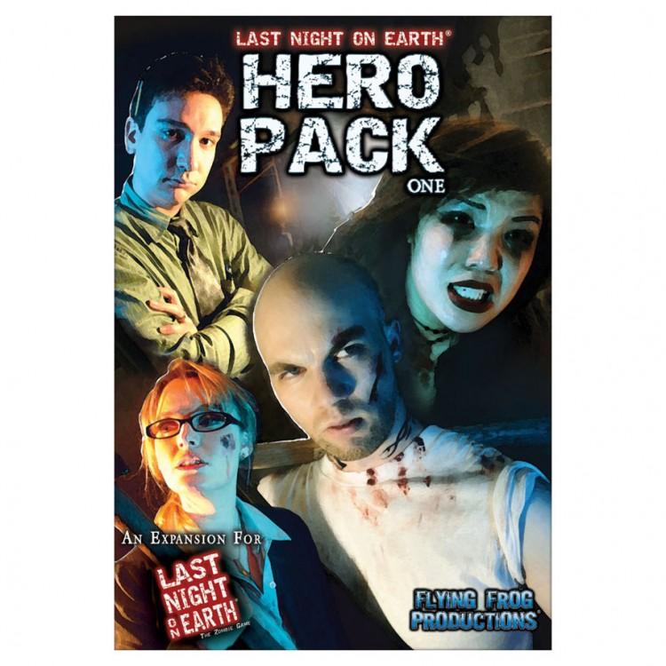 LNoE: Hero Pack