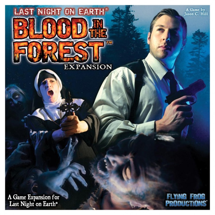 LNoE: Blood in the Forest