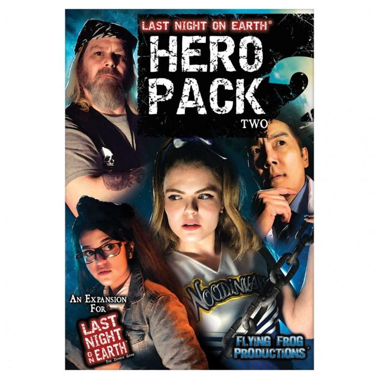LNoE: Hero Pack 2