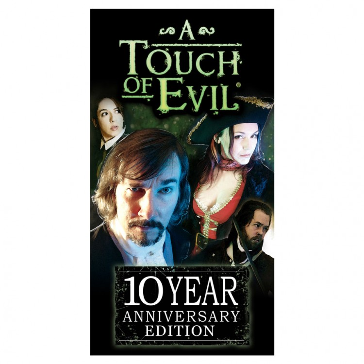 A Touch of Evil: 10 Year Ed.