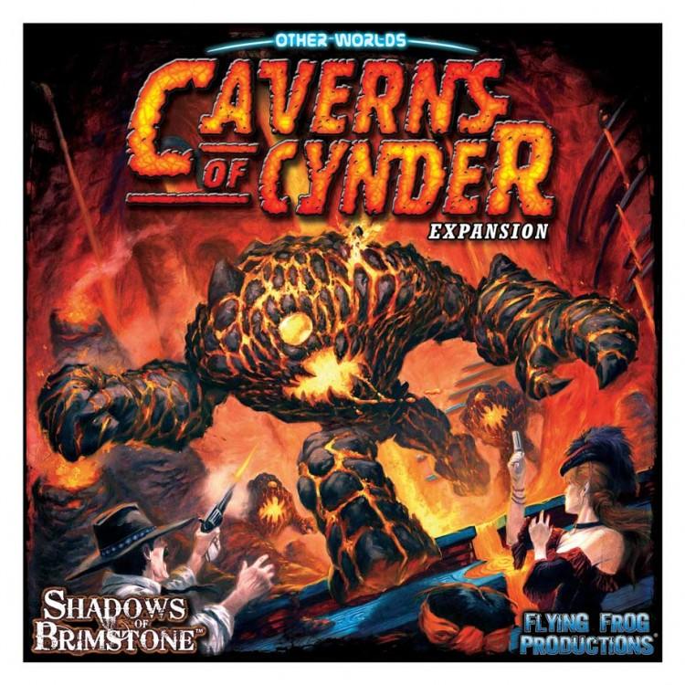 SoB: Caverns of Cynder Expansion