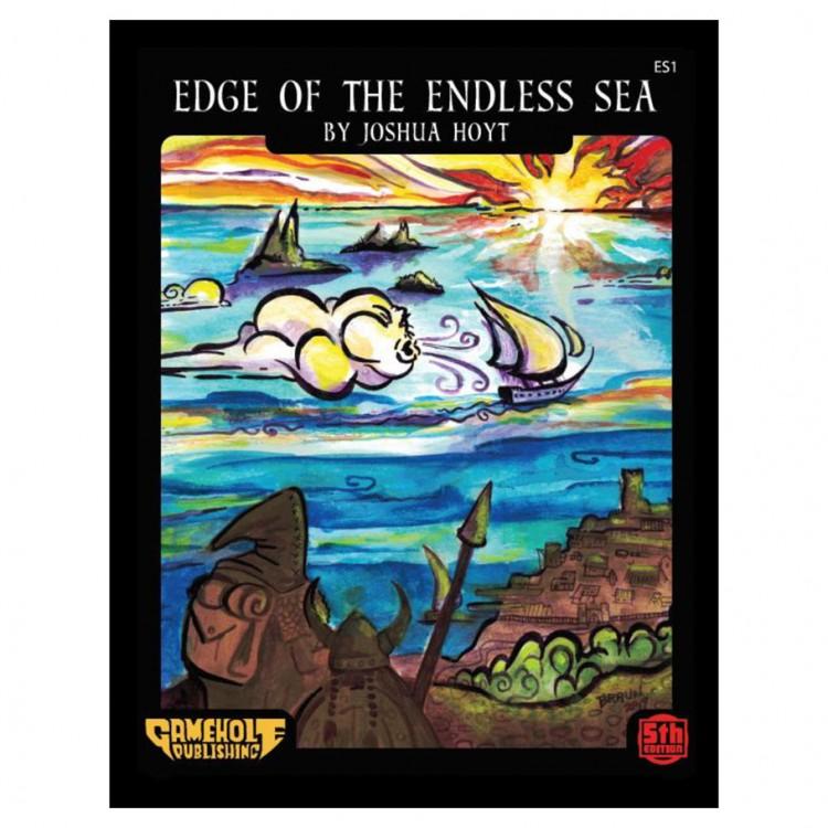 D&D 5E: Adv: Edge of the Endless Sea