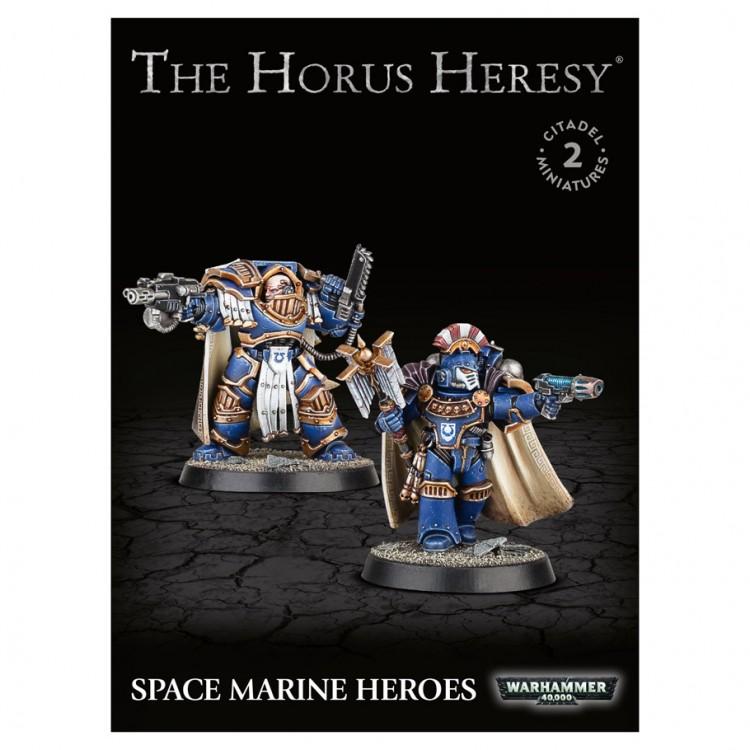 HH: Space Marine Heroes
