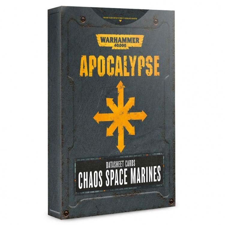 43-71-60 40K: Apoc: Datasheets: Chaos SM