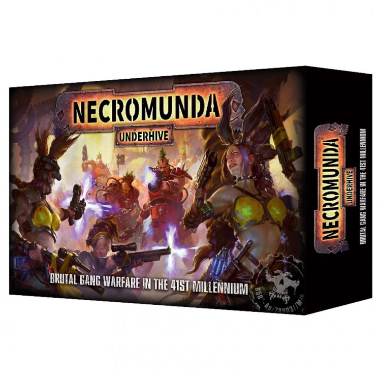 300-01-60 Necromunda: Underhive