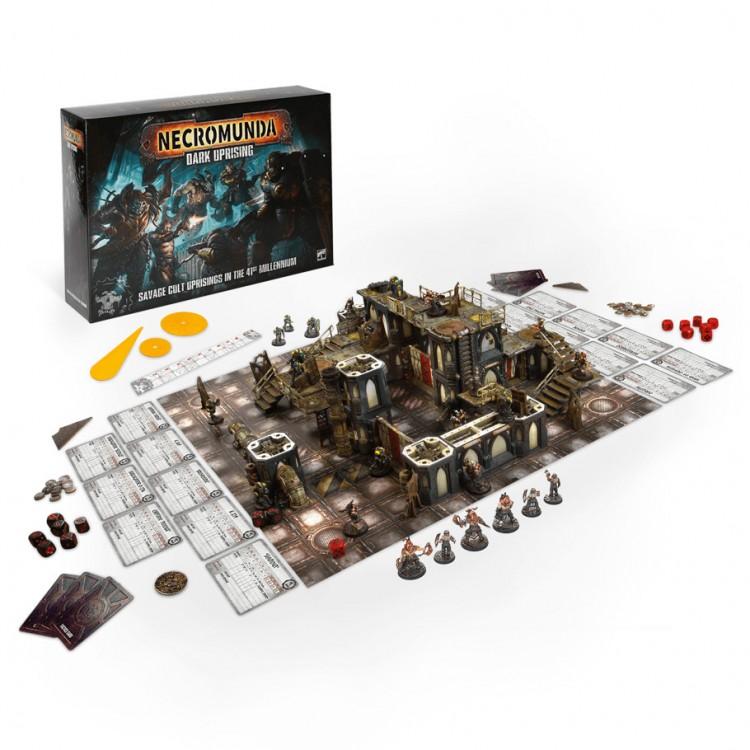 300-09 Necromunda: Dark Uprising