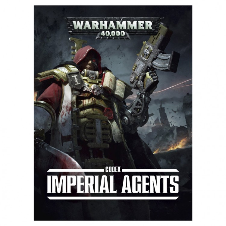 52-03-60 40K: Codex: Imperial Agents SC