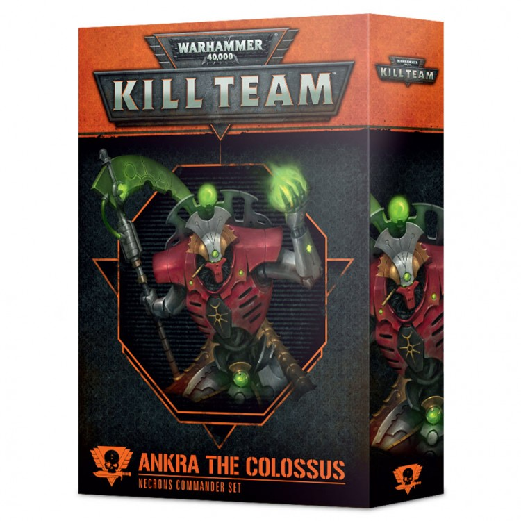 102-36-60 KT: Comm: Ankra the Colossus