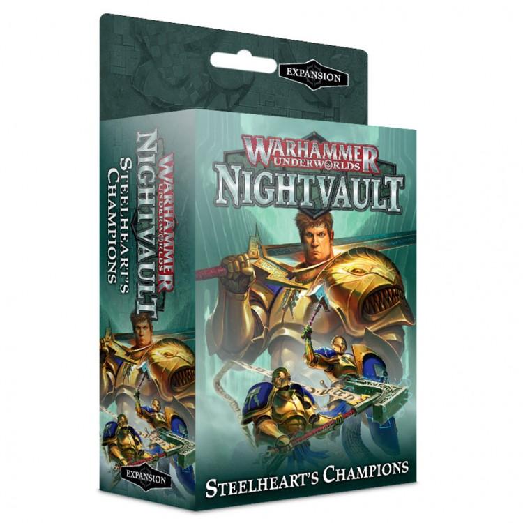 110-34-60 WHU: Steelhearts Champions