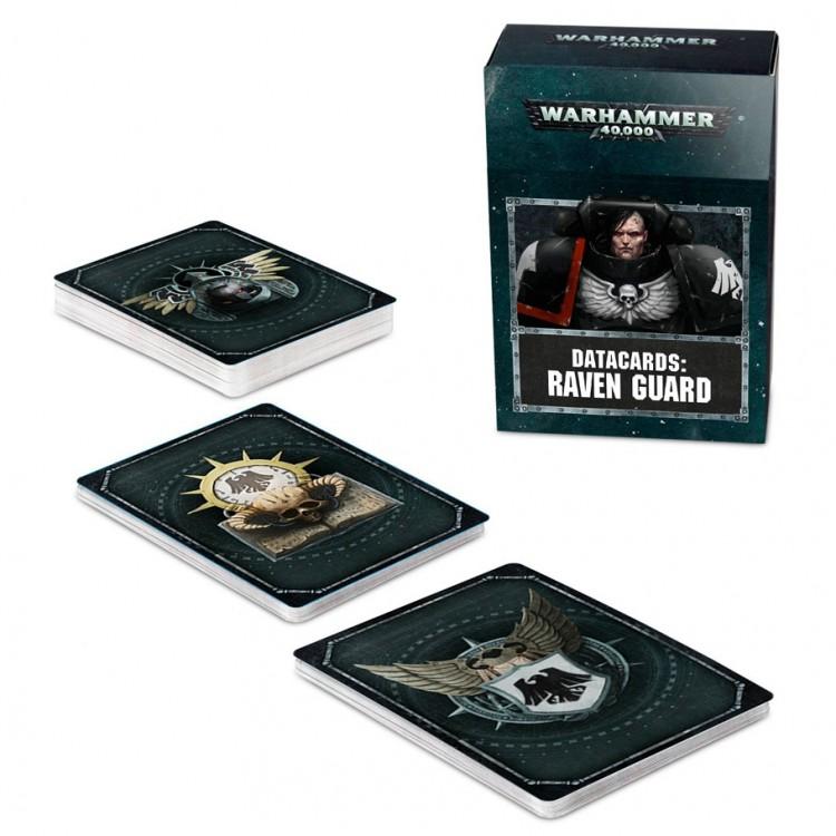 53-45-60 40K: Datacards: Raven Guard