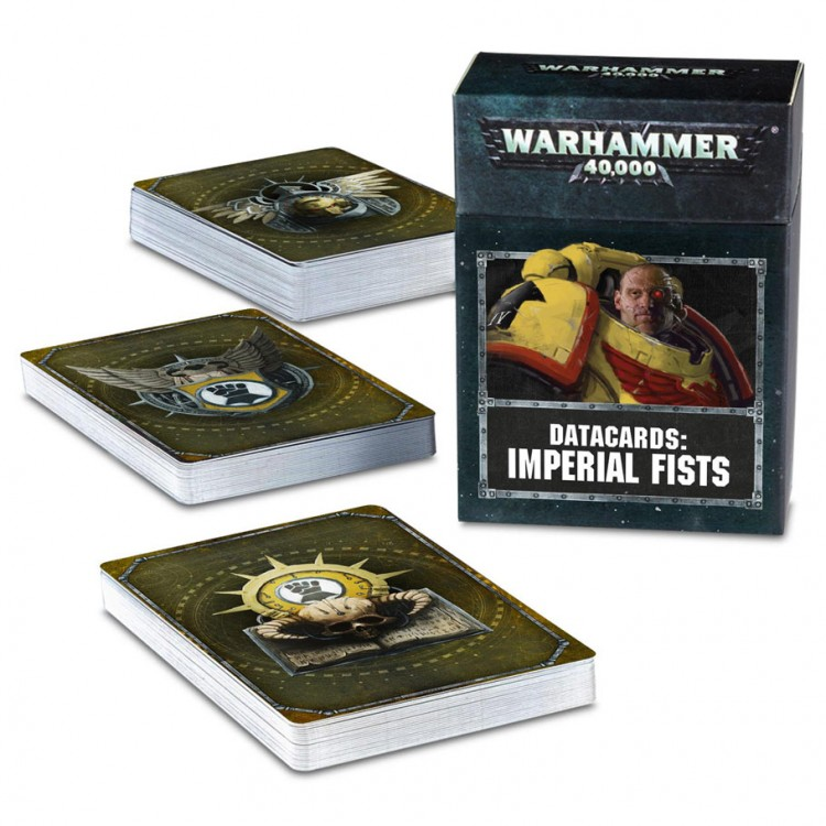 53-48-60 40K: Datacards: Imperial Fists