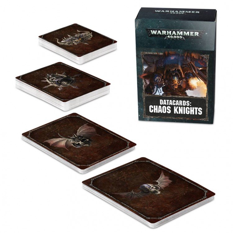 43-05-60 40K: Datacards: Chaos Knights